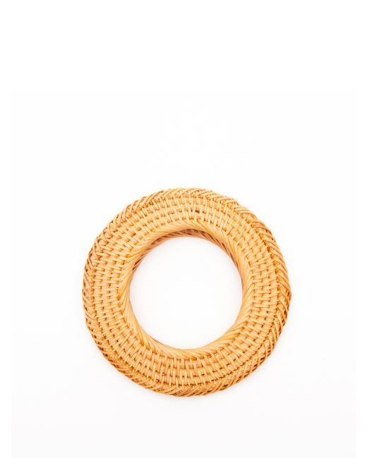 Cult Gaia - Metallic Circle Bangle - Lyst