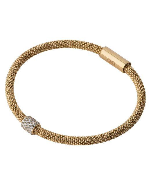 Links of London - Metallic Star Dust Yellow Gold Plate Round Bracelet - Lyst