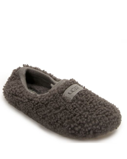 UGG | Gray Birche Grey Sheepskin Slipper | Lyst