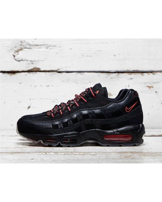 batalla Incomodidad Bosque  Lyst - Nike Air Max 95 'greatest Hits' Pack in Black for Men