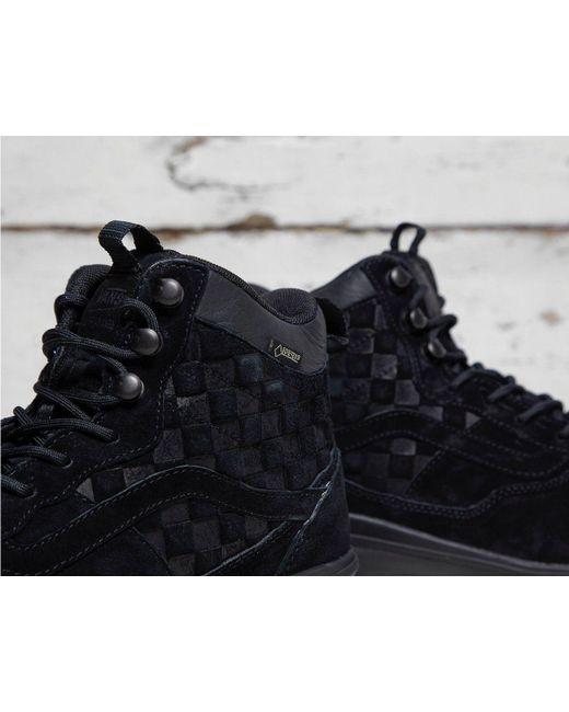 30a4b41257 ... Vans - Black Ultrarange Hi Gore-tex for Men - Lyst ...