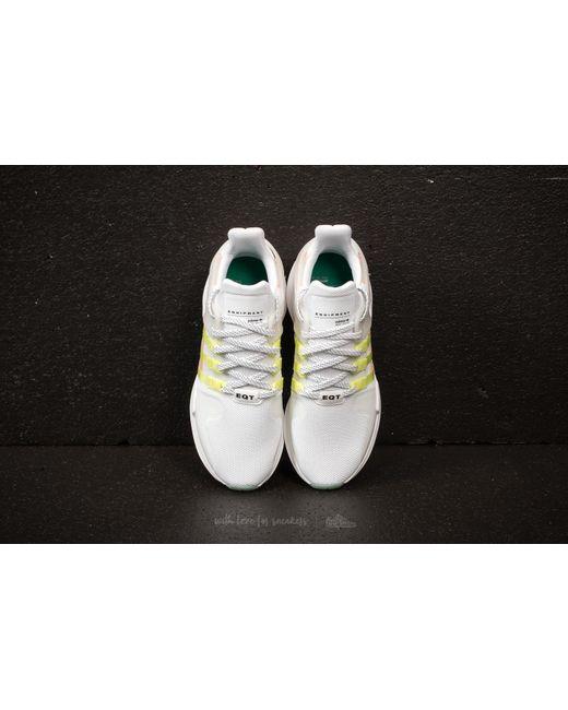adidas Adidas EQT Support ADV W Ftw / Semi Frozen Yellow/ Core Black y3hFJClO