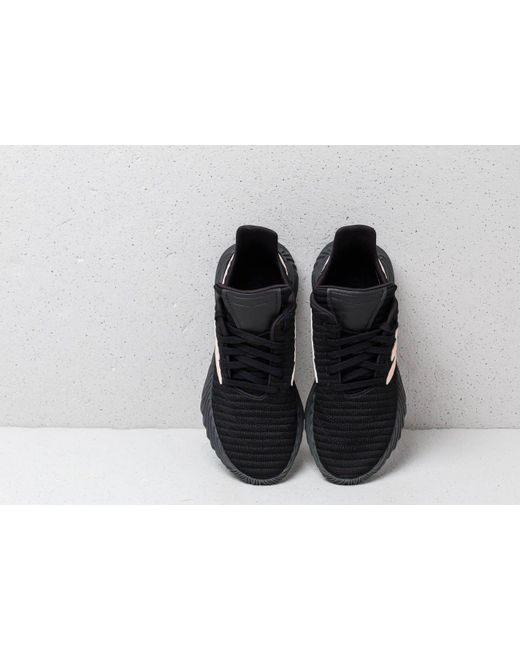 low priced 88f20 1d9f9 ... Adidas Originals - Adidas Sobakov Core Black  Charcoal  Core Black for  Men - Lyst ...