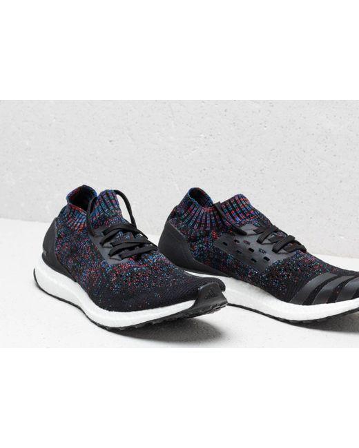 Sneaker ULTRA BOOST UNCAGED von adidas Originals WEISS GRAU
