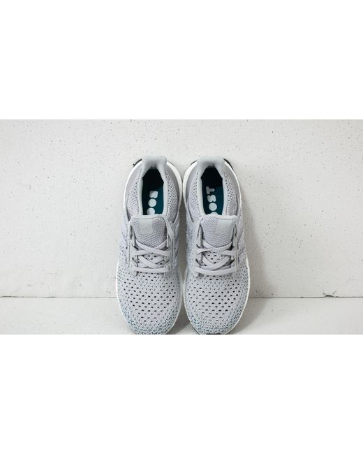1240ea0fe485b ... Adidas Originals - Gray Adidas Ultraboost Clima Grey Two  Grey Two   Real Teal for ...