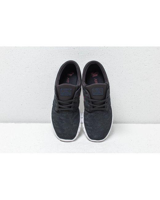 2a012362222 ... Nike - Multicolor Sb Stefan Janoski Max Black  Blue Void for Men - Lyst  ...