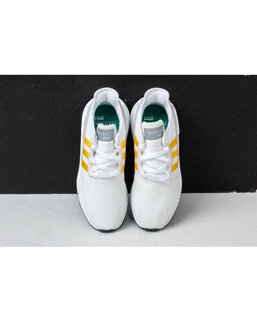 adidas Adidas EQT Cushion ADV Ftw / Eqt Yellow/ Silver Metallic fPf9pB