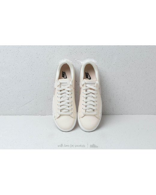 ... Nike - W Blazer Low Lx Pale Ivory  Guava Ice-summit White - Lyst ... be2983916