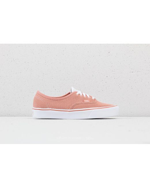 Vans Authentic Lite (Mesh) Evening Sand/ Muted Clay nurzr