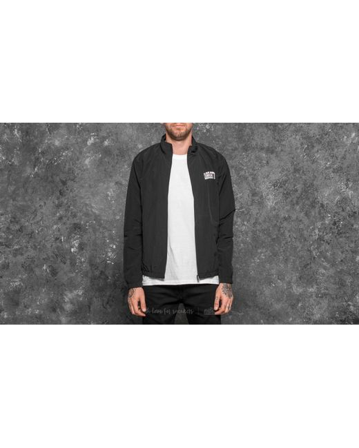 Carhartt WIP - Division Script Jacket Black/ White for Men - Lyst