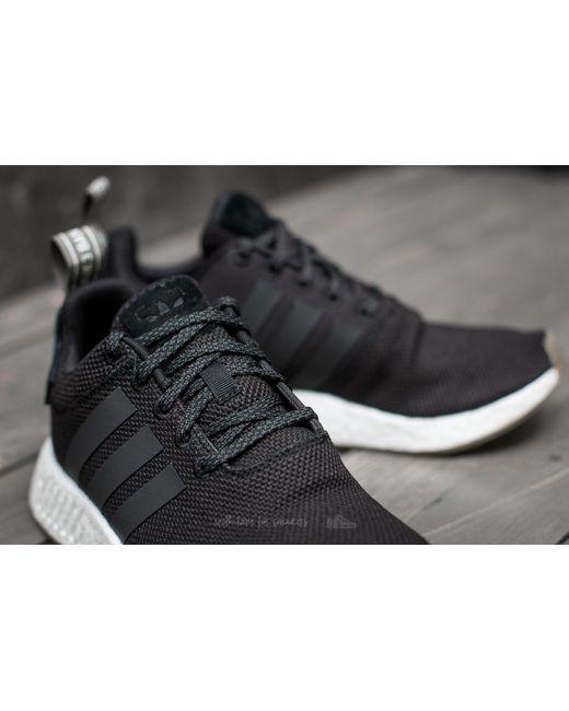 ... Adidas Originals | Adidas Nmd_r2 Core Black/ Utility Black / Trace  Cargo for Men |