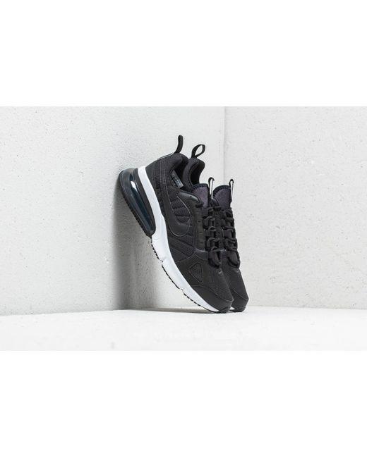 Lyst - Nike Air Max 270 Futura Black  Black-white in Black for Men 27f37bc4a