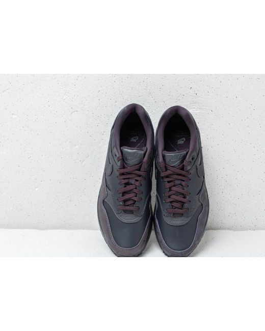 8de3c92849 ... Nike - Gray Wmns Air Max 1 Lx Oil Grey/ Oil Grey-oil Grey ...