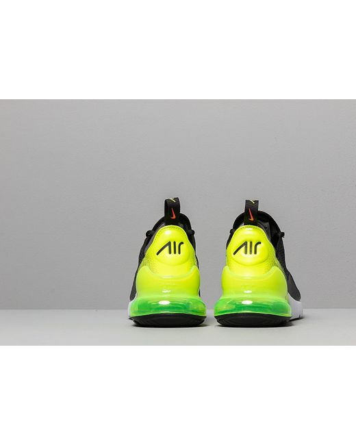 buy online 8d21b aa2e3 ... Nike - Gray Air Max 270 Se Anthracite  Volt-black-bright Crimson for ...