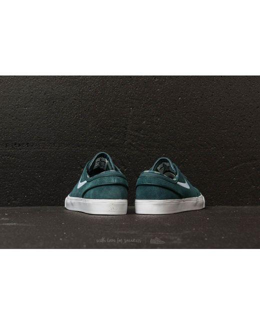 ZOOM STEFAN JANOSKI - Sneaker low - deep jungle/white/clay green/white Rabatt Billig jBiwro
