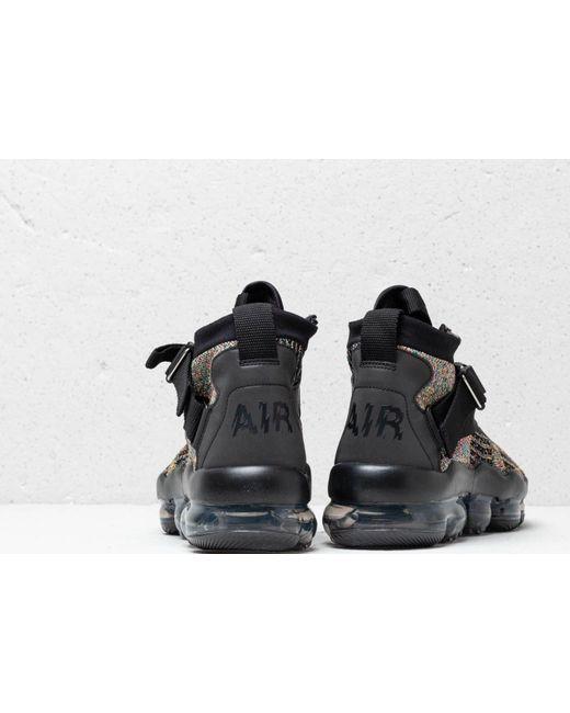 9f63ff6c16ce0 ... Nike - Air Vapormax Premier Flyknit Black  Signal Blue-green Strike for  Men ...