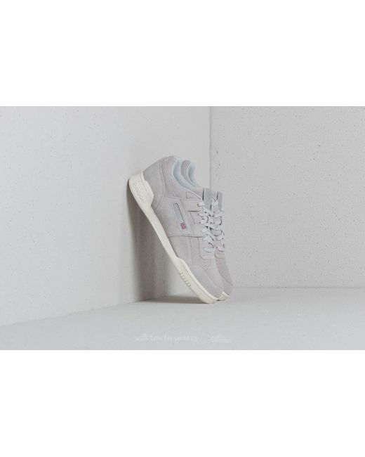 Reebok - Multicolor Reebok X Montana Cans Workout Plus Marble  Chalk for Men  - Lyst ... cfd80491b