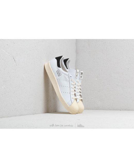 69befb27014a Adidas Originals - X Slam Jam Superstar 80s Ftw White  Ftw White  Ftw White  ...