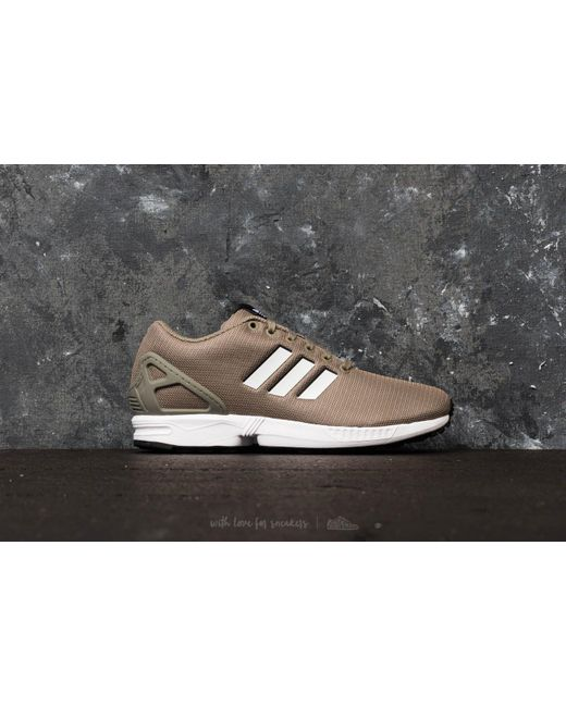 adidas Adidas ZX Flux Trace Cargo/ Ftw White/ Core Black FYjGhHEwe