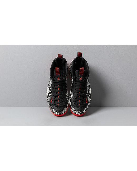 Nike SF Air Force 1 Mid Habanero RedBlack Men's Shoe