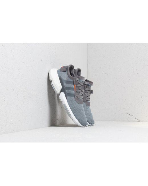 Lyst adidas Originals Adidas pod gris / gris de tres en tres
