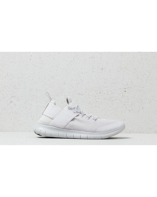 8aa84730dfabe Lyst - Nike Free Run Commuter 2017 Wmns Vast Grey  White in White ...