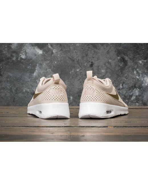 Nike Wmns Nike Air Max Thea J Damen Beige ZucD5P