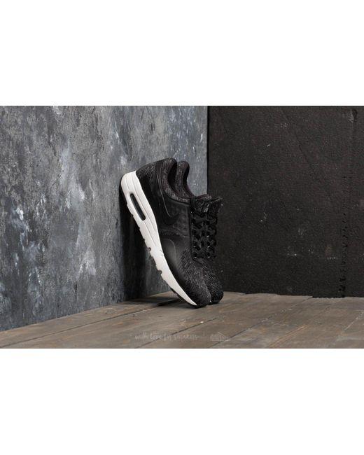1dd30c4cbbc17 Lyst - Nike Air Max Zero Se Black  Cool Grey  Dark Grey in Gray for ...