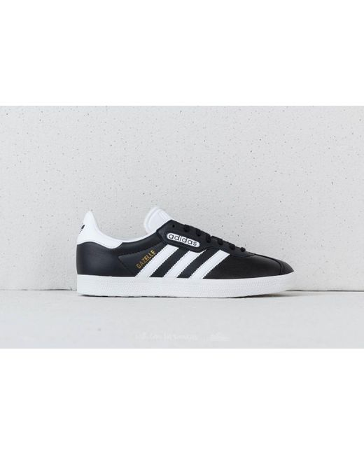 detailed look 169e1 b2c87 ... Adidas Originals - Adidas Gazelle Super Essential Core Black Ftw White  Crystal White for ...