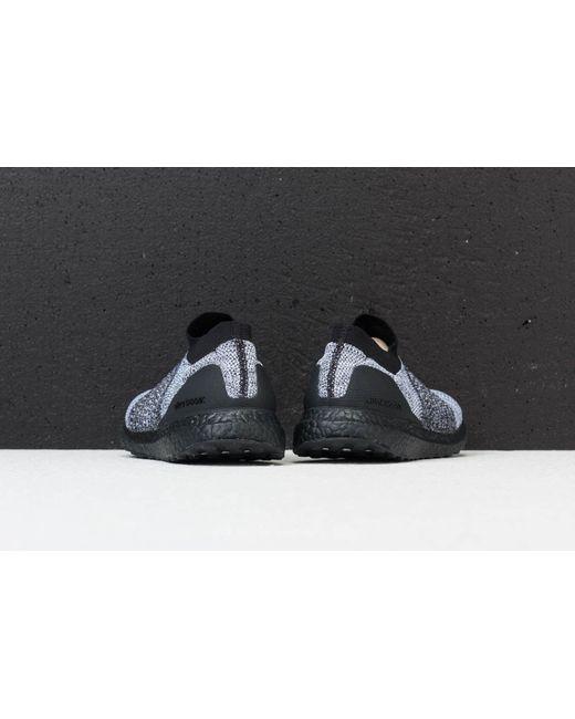 c8f7e4fc2 ... Footshop - Adidas Ultraboost Laceless Core Black  Core Black  Ftw White  for Men ...