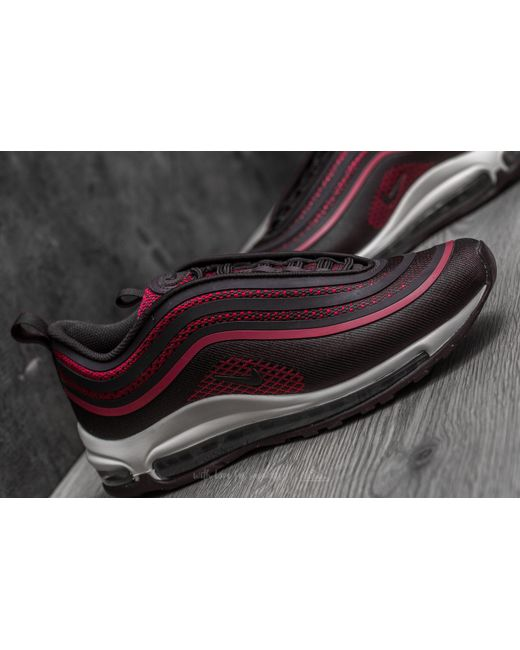 9eba05d7 ... discount nike multicolor air max 97 ultra 17 gs noble red port wine  2047f 86bc8
