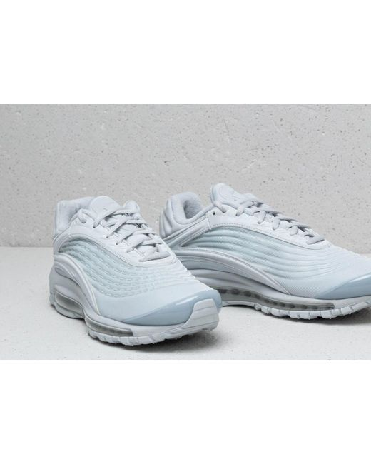 a689111389 ... Nike - Multicolor Air Max Deluxe Se W Pure Platinum/ Pure Platinum -  Lyst