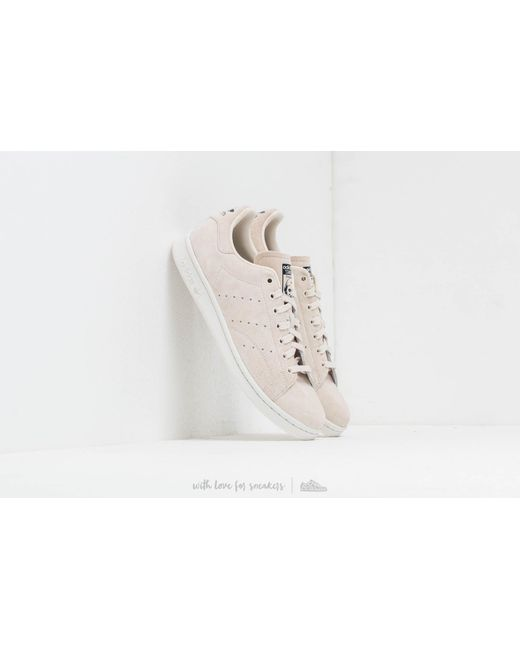 609f87e393f Adidas Originals - Adidas Stan Smith Chalk White  Crystal White  Cburgu for  Men ...