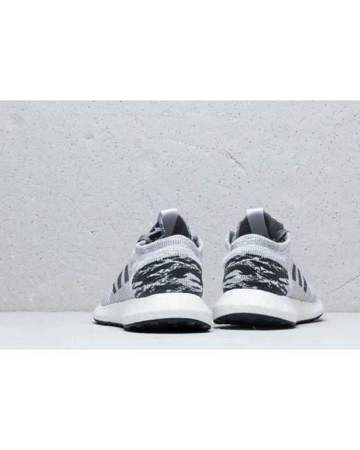 030e52653cd91 ... Adidas Originals - Adidas X Undefeated Pureboost Go Core Black  Core  Black  Core Black ...