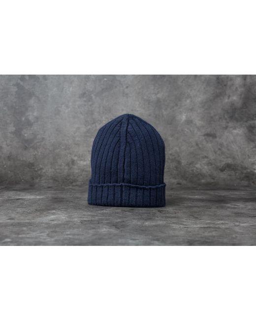 Footshop - Blue A.p.c. Bonnet Forest Hat Dark Navy for Men - Lyst