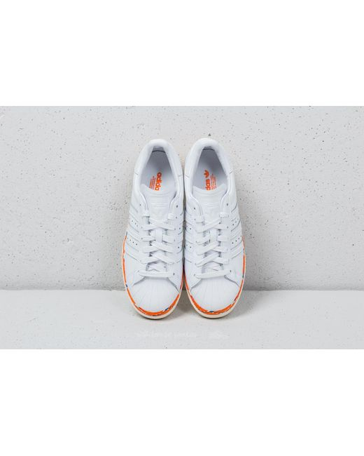 new product 617ea cecc2 ... Footshop - Adidas Superstar 80s New Bold W Ftw White Ftw White Off  White ...