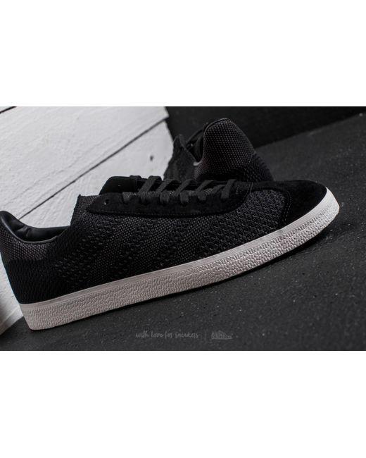... Adidas Originals | Adidas Gazelle Primeknit Core Black/ Core Black/ Off  White for Men ...
