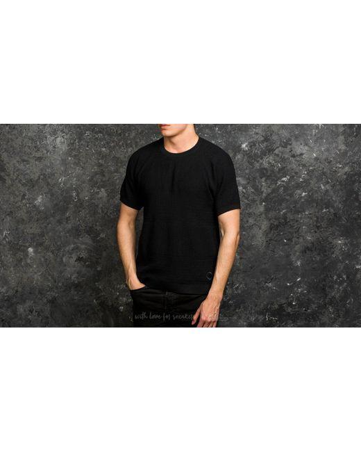 Adidas Originals - Black Adidas Wings + Horns Linear Tee Night Navy for Men - Lyst