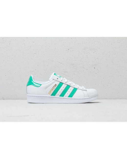 hot sales 7b5b6 29aa5 ... Adidas Originals - Adidas Superstar Ftw White Hi-res Orange Gold  Metallic for ...