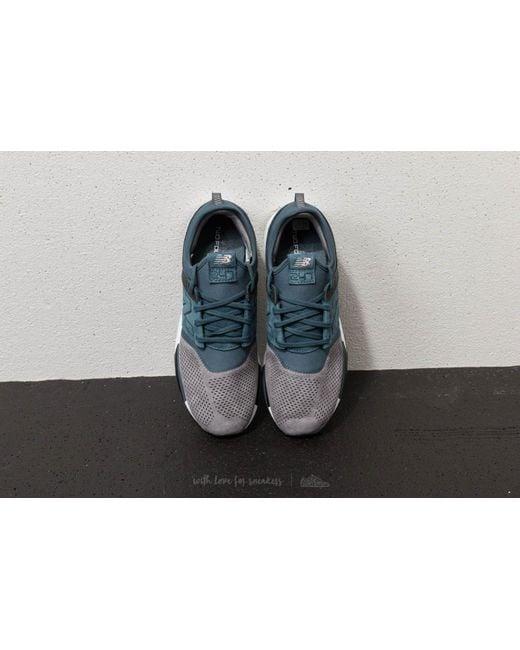 new balance 247 grey and blue