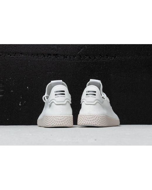 info for 49229 5532f ... Adidas Originals - Adidas Pw Tennis Hu Ftw White  Ftw White  Chalk  White for ...