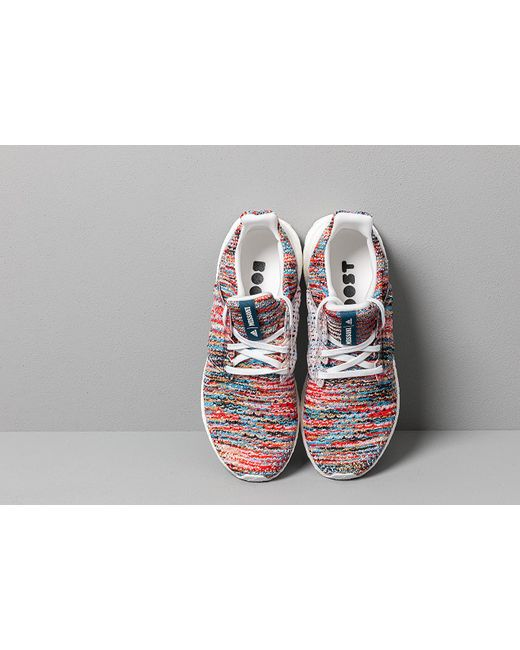 3916cafc3d8f8 ... Adidas Originals - Adidas X Missoni Ultraboost Clima Ftwr White  Shock  Cyan  Active Red ...