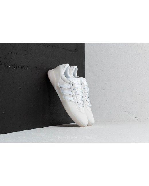 Adidas Originals - Adidas City Cup Crystal White/ Crystal White/ Crystal White for Men - Lyst