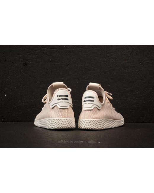 adidas Adidas x Pharrell Williams Tennis HU Linen/ Linen/ Core White 73zu2