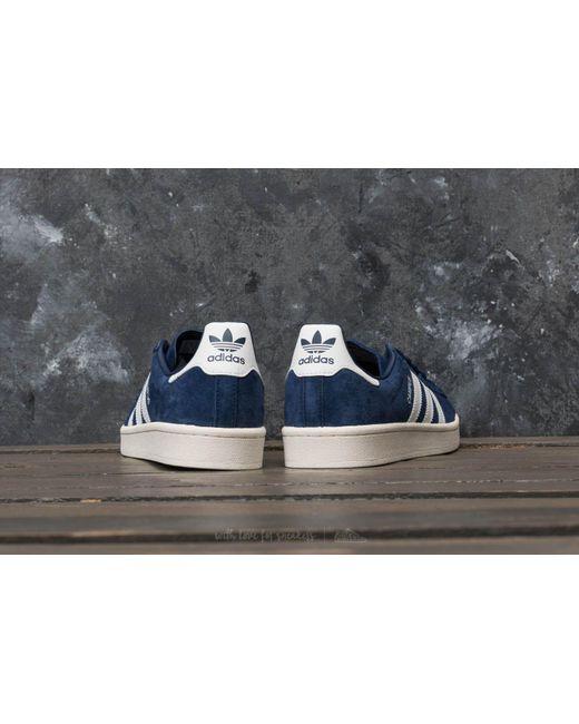... Adidas Originals - Adidas Campus Dark Blue  Ftw White  Chalk White for  Men ... 081aec732
