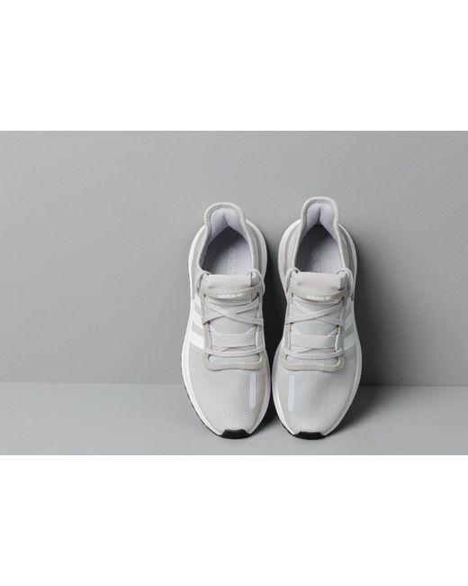 free shipping 736f0 7a80c ... Adidas - Gray Adidas U Path Run W Light Solid Grey  Ftw White  Core ...