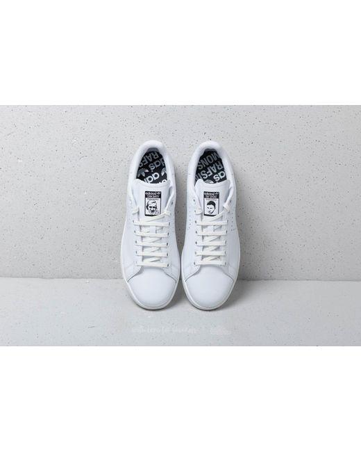 7bf5512d8ca89 ... Adidas By Raf Simons - Adidas X Raf Simons Stan Smith Ftw White  Cream  White ...
