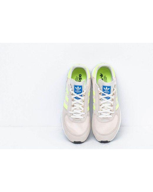 adidas Originals Suede Adidas Marathon Tech Clear Brown Hi