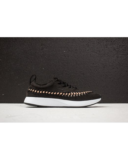 Nike W Dualtone Racer Woven Black/ Black-Vachetta Tan-White Elección En Línea Barato kOcnd
