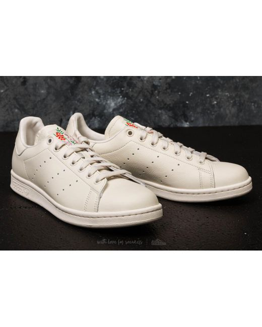 best authentic 29e5e cde38 ... Adidas Originals - Adidas Stan Smith Chalk White Chalk White Chalk  Pearl for Men ...